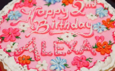 Lexa's 2nd Birthday – Gymtime UES