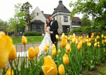 Marisa and Michael - The Pleasantdale Chateau