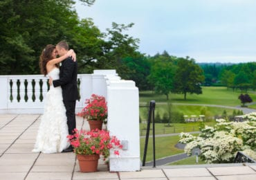 Allison and Matthew- Old Oaks Country Club