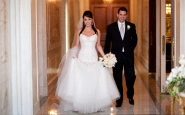 Tracy and Eric-St. Regis Hotel