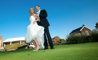 Alison and Brian – Seawane Country Club