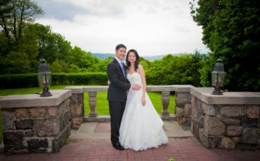 Maryann and Gregory- Tappan Hill Mansion