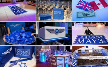 Thematic Party Branding