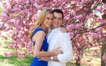 Jacquelyn and Randy – Central Park – May
