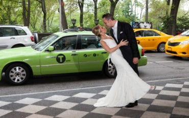 Margaux and Ryan – The Pierre Hotel