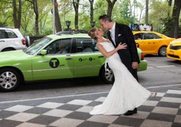 Margaux and Ryan - The Pierre Hotel