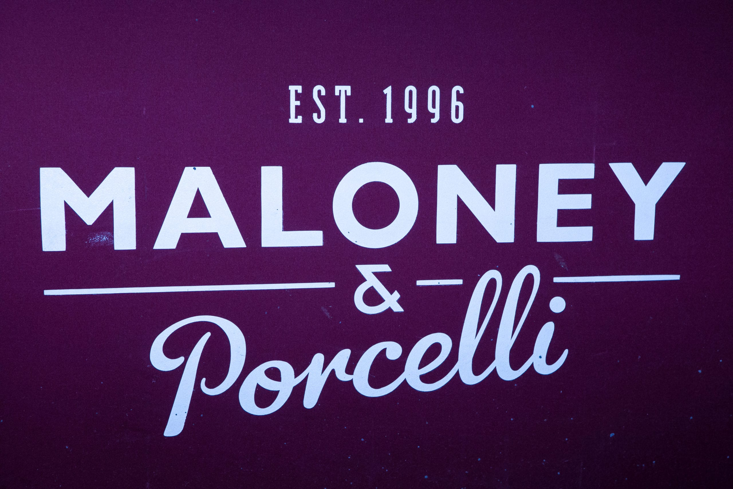Downing and Downing – Maloney & Porcelli Restaurant