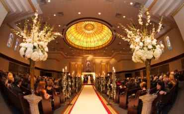 Tracey and David – Temple Emanuel, Closter NJ