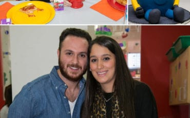 Levi's 3rd Birthday at Kidville in Murray Hill
