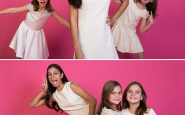 Annual Photo Session with Amanda, Lucy and Serena
