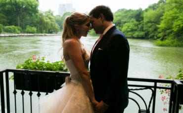 Allison and Herman – The Plaza, The Boathouse