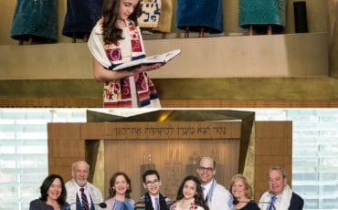 LOVED SHARING A SECOND MITZVAH WITH THIS AMAZING FAMILY!!