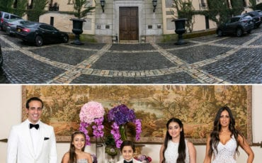 CHECK OUT THIS GATSBY THEMED BAT MITZVAH CELEBRATION AT OHEKA CASTLE