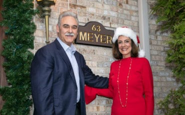 The Meyer Family – Private home